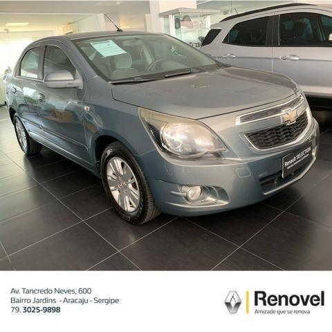 GM Chevrolet Cobalt LTZ 1.8 2014 - Renovel Veiculos - Foto 2