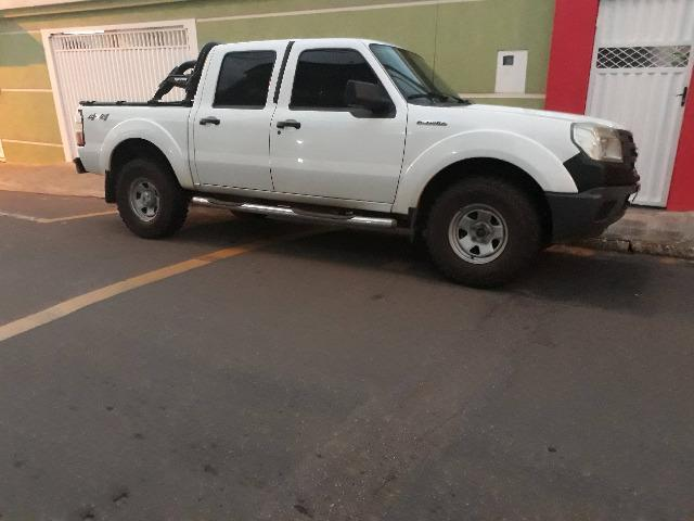 Ford Ranger turbo diesel, XL, 4x4, 2010, capine dupla, DH, - Foto 2
