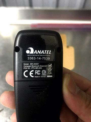Leitor óptico de código de barras BR-200BT Bematech - Foto 2