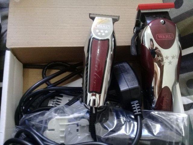 Maquinas de cabelo Wahl Novas - Venda ou Troca - Foto 3
