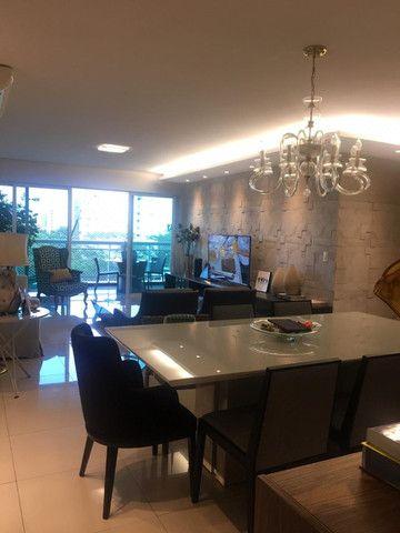 Belo apt° no Jardim Positano, 161 m², 03 suítes, aceita apt° como parte de pagamento! - Foto 7
