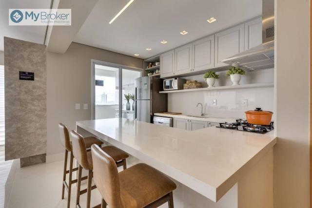 Apartamento com 3 dormitórios à venda, 107 m² por R$ 677. - Setor Bueno - Goiânia/GO - Foto 4