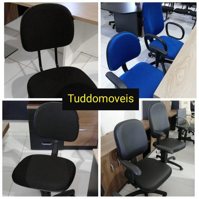 Cadeiras Escritório Tuddo Moveis - Foto 4