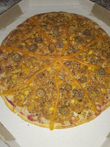 Promoção duas pizzas g grande apenas 40reais - Foto 2