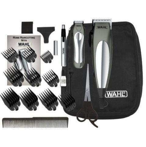 KIT Wahl Máquina de Corte e Aparadores Deluxe Groom Pro 220v produto de vitrine - Foto 2