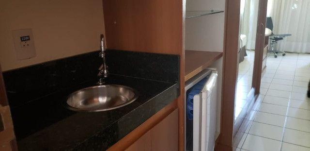 Apartamento tipo Flat Mobilhado em Ponta Negra - Foto 9
