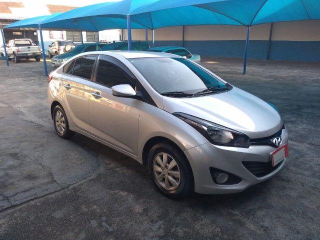Hyundai HB20s 1.6 Comfort Flex - Único dono - 2015