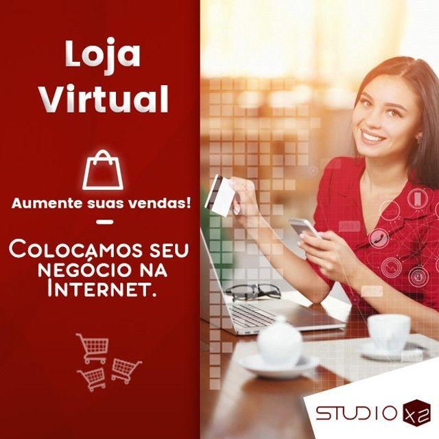 Criação de Loja Virtual (E-Commerce)