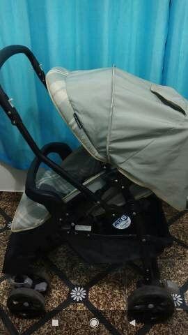 Carrinho de bebê burigotto - Foto 6