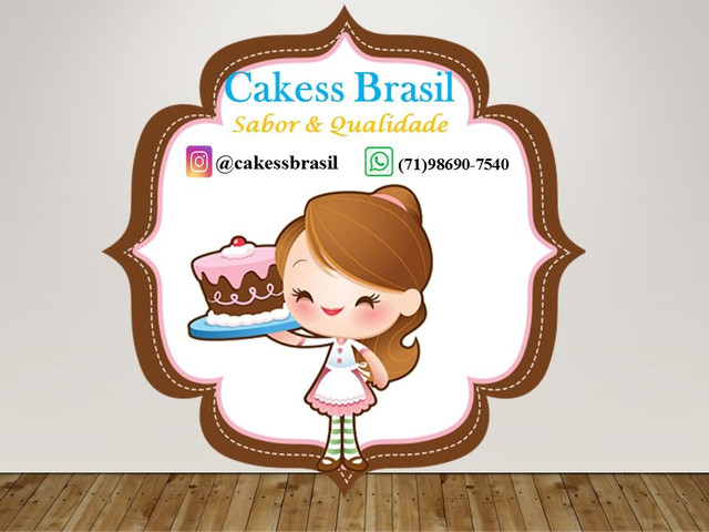 Bolo Piscina da Cakess Brasil,Apartir de $30,00