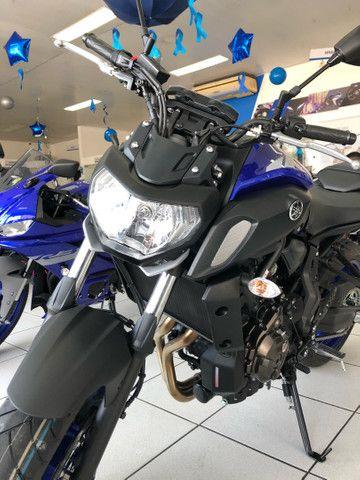 MT-07 ABS 2020/2021 Braga Motos Yamaha Manaus - Foto 5