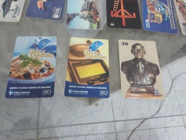 Cartoes telefônicos  - Foto 4