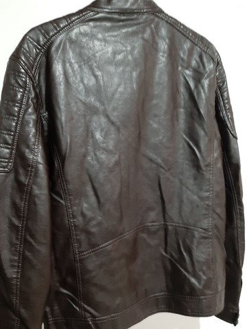 Jaketa de couro ecológica - Foto 2