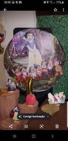 Kit festa Branca de Neve