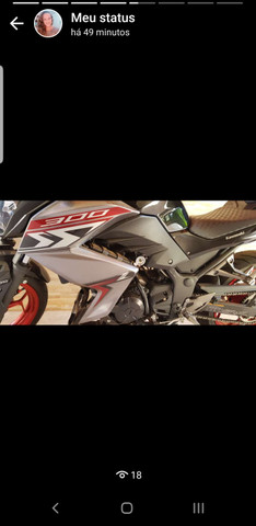 Moto kawasaki z300 - Foto 3