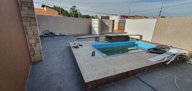 Casa Com Piscina 3 quartos 1 Suite Prox SHopping - Foto 8