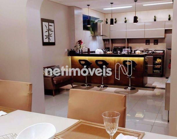 Casa à venda com 5 dormitórios em Caiçaras, Belo horizonte cod:821399