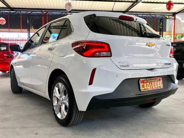 GM Chevrolet Onix Premier - 1.0 Turbo - 2020 - Foto 3