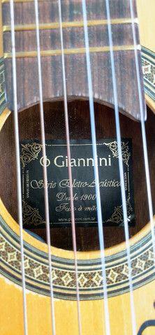Raridade - Violão Giannini Feito à mão - Foto 5