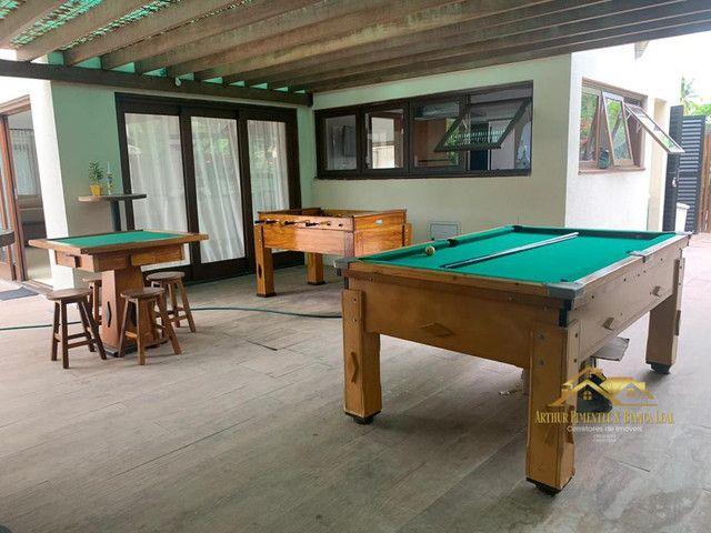 Casa 4 Suítes Quintas de Sauípe Porteira Fechada Alto Luxo - Foto 8