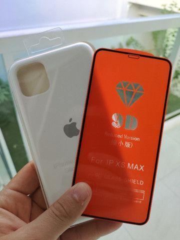 Capinhas + película Iphone 11 e 11 pro max Originais - Foto 6