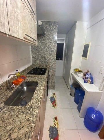 apartamento com 2 quartos á venda de porteira fechada, residencial harmonia, cuiabá-mt - Foto 7