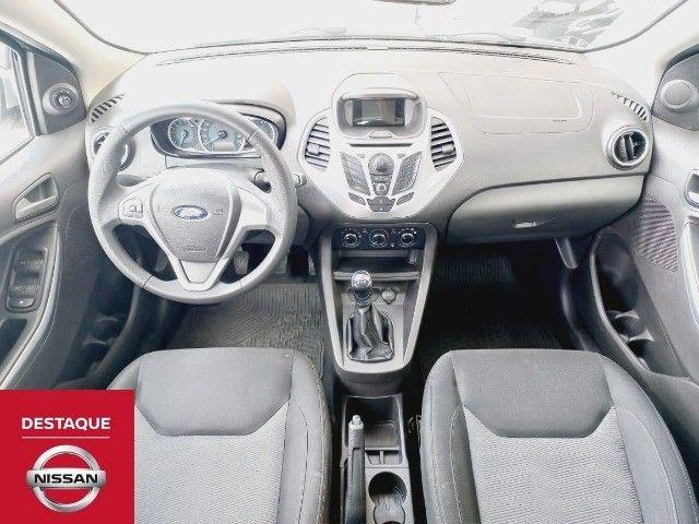 Ford Ka 1.5 SEL 2018 Prata - Foto 2