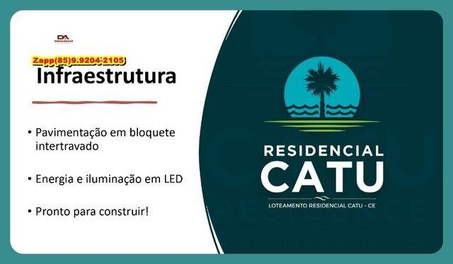 Loteamento Residencial Catu - Marque sua visita-#@#@ - Foto 4