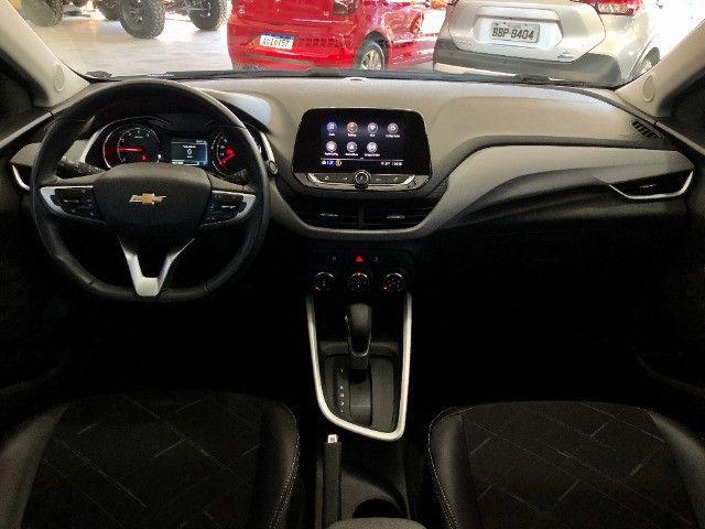 GM Chevrolet Onix Premier - 1.0 Turbo - 2020 - Foto 9