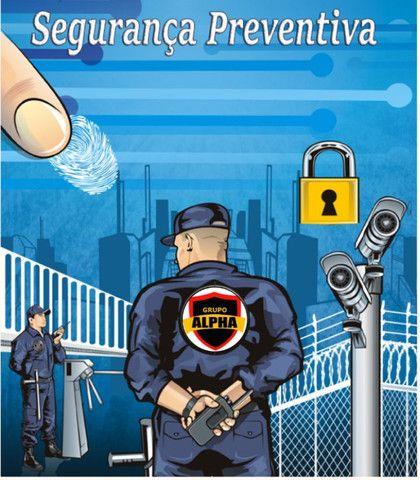 Câmera de segurança e monitoramento preventivo