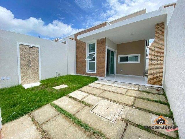 Casa com 3 dormitórios à venda, 86 m² por R$ 235.000,00 - Centro - Eusébio/CE