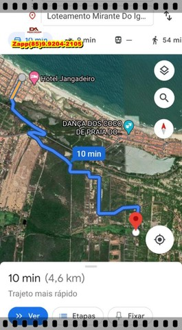 Loteamento Mirante do Iguape... Ligue e invista ... - Foto 5