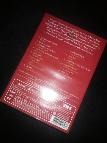 Dvd Divas Live Vh1(whitney, Brandy, Cher E Tina Turner) - Foto 2