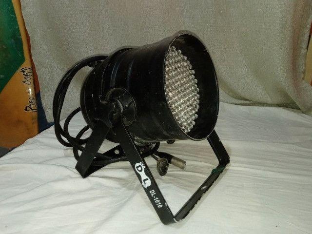 Canhão de luz de led proficionais, canhão de liz show, muito potente