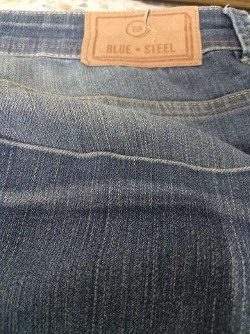Calça Jeans Blue Steel- Skinny 40 - Foto 3
