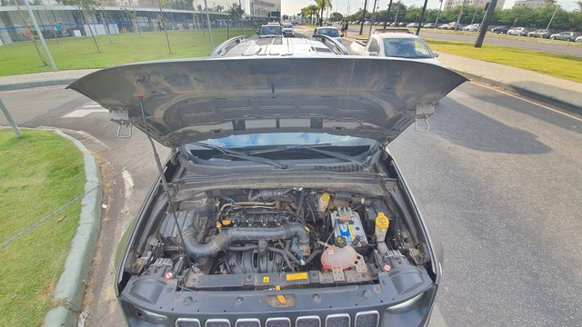 Vendo jeep renegade 2020 muito abaixo da tabela fipe  - Foto 16