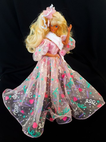 Barbie FELIZ ANIVERSÁRIO  - Foto 2