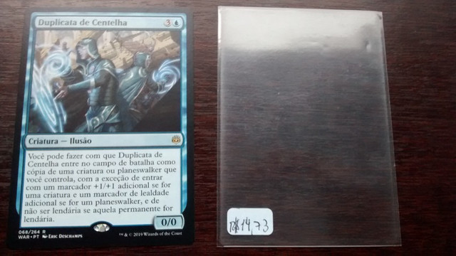 Vendo magic Duplicata de Centelha