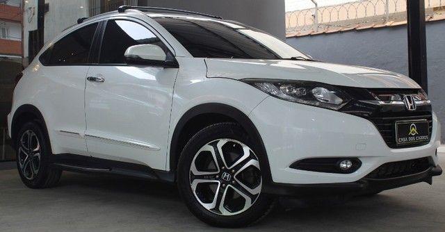 HR-V Touring 1.8 - Automática - 2018 - Foto 7