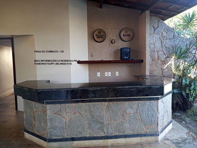 Alugo casa de praia Cumbuco R$ 650,00/Dia - Foto 12