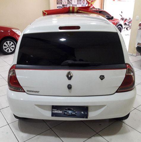 Clio renault 2014 1.0 exp (ent miníma$$$1.000) carro toop - Foto 5