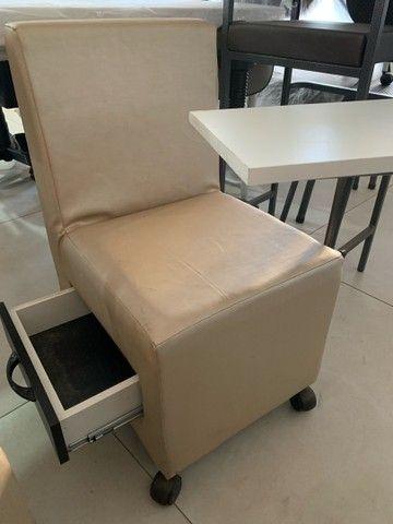Cadeira para manicure nova - Foto 3
