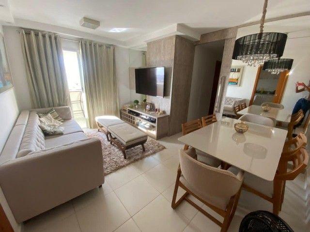 apartamento com 2 quartos á venda de porteira fechada, residencial harmonia, cuiabá-mt