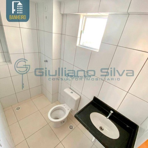 CÓD: 0016 - Apto, Novo, Bessa, 59 m², 2 Qts s/ 1 Suíte, Pisc. Elev - Foto 4