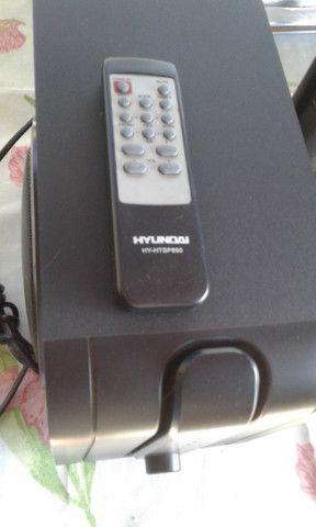 Home-Theater 5.1 da Hyundai ( a mesma da marca do carro!) som de cinema em sua casa - Foto 2