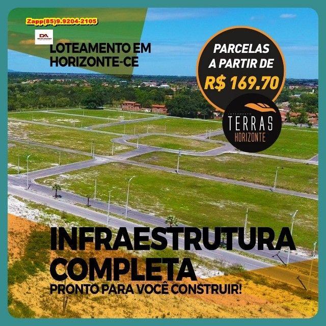 ** Loteamento Terras Horizonte ** - Foto 8