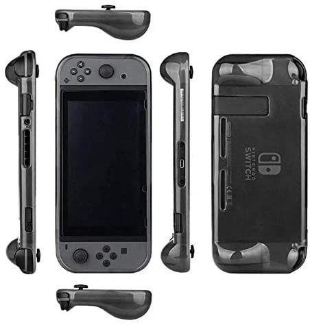 Capa Protetora Silicone Tpu Ultra Fino e Anti-Risco Para Nintendo Switch - Foto 5