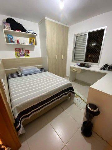apartamento com 2 quartos á venda de porteira fechada, residencial harmonia, cuiabá-mt - Foto 4