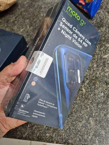 Moto G9 Plus Novo Lacrado - Foto 2