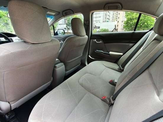 Adquira seu Honda Civic 2013, pagando 9.990,00 mais parcelas de 542,00 sem juros abusivos - Foto 4